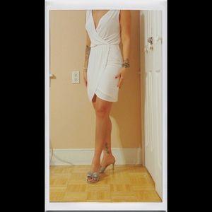 Trina Turk Plunging Grecian Dress 4